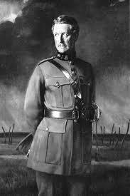 El rey Albert I de Bélgica