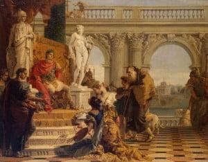 redes clientelares en Roma
