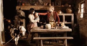 Comida medieval, señor feudal