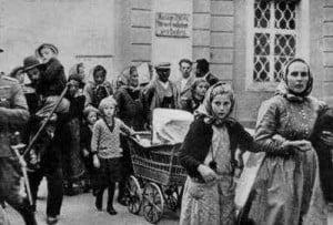 Emigracion alemana