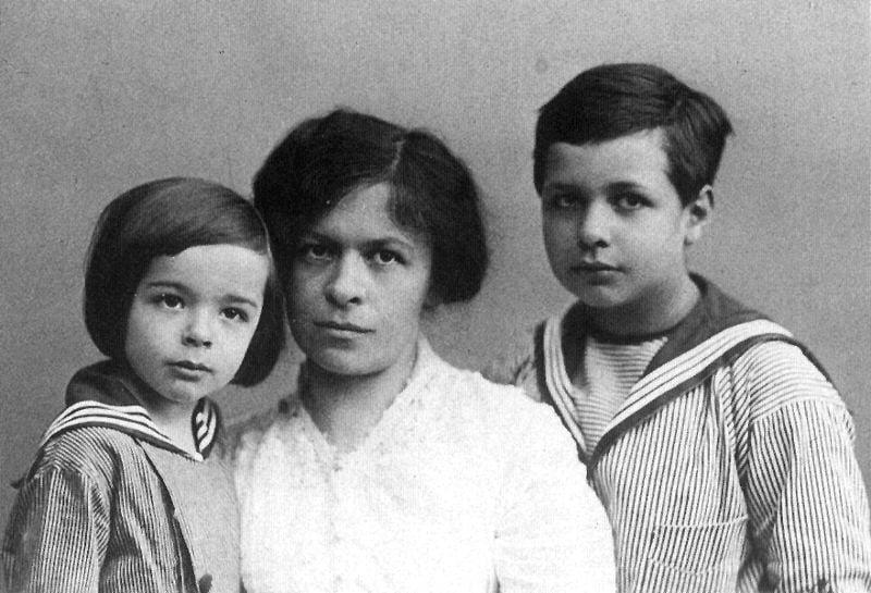 Familia Einstein