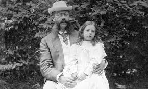 Emil Jallinek con su hija Mercedes