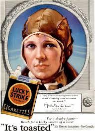 Earhart Lucky Strikes