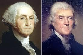 Washington y Jefferson
