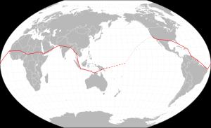 La ruta planificada