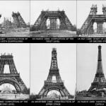 The tower that was not designed by Mr. Eiffel.