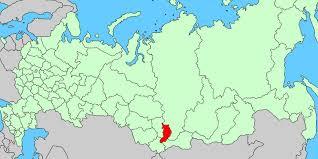 Situación de la República de Khakassia