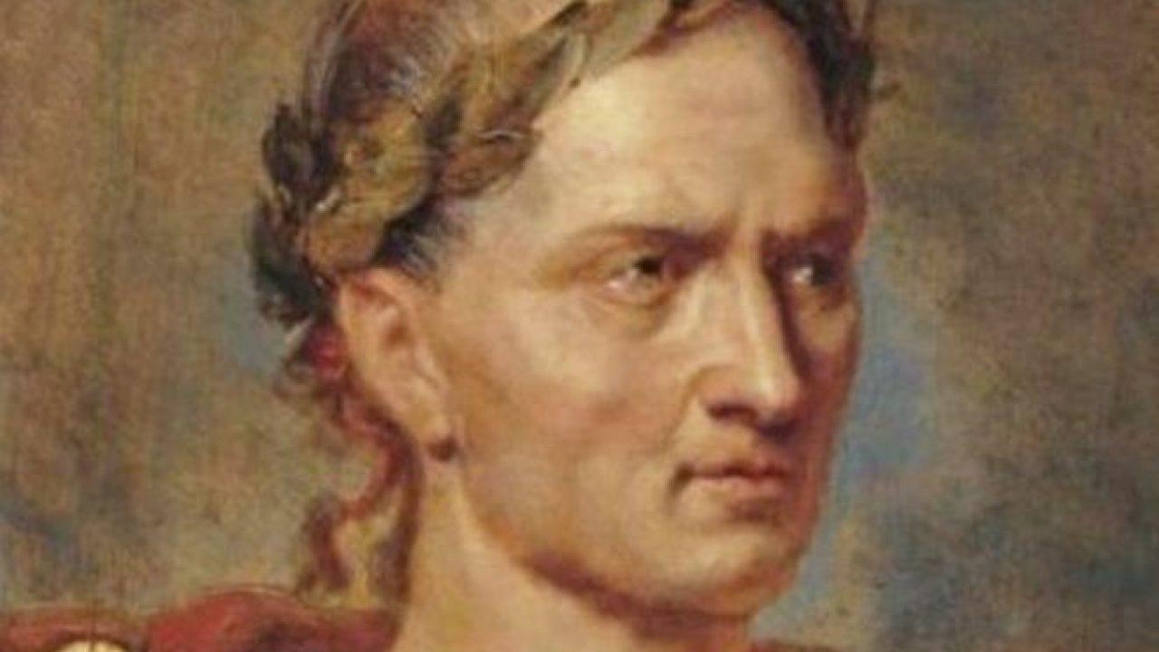 Cinco Frases Célebres De Julio César Que Todos Deberíamos