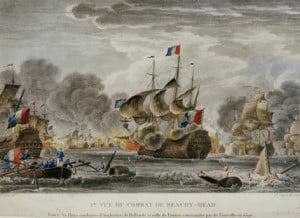 Batalla de Beachy Head