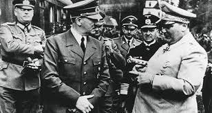 Hitler con Goering
