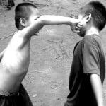 Violencia innata no armonía