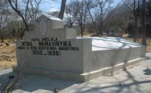 Tumba de Mkwawa