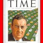 Bill Levitt en la portada de Time