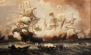 La Armada Invencible fracasa