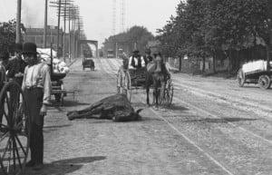 caballo muerto