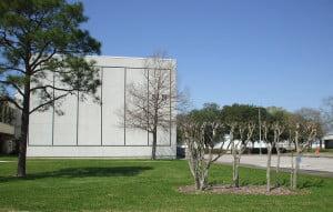 Edificio 31, Centro Espacial Johnson, Houston, donde se guarda el polvo lunar