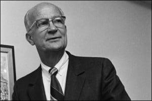 Bill Shockley, uno de los padres de silicon valley