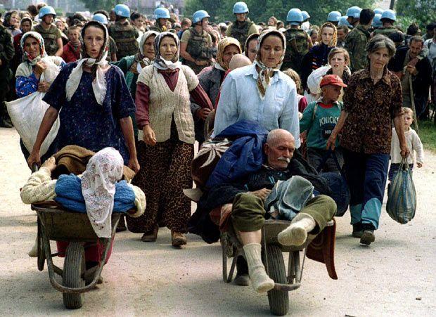 Inmigración bosnia