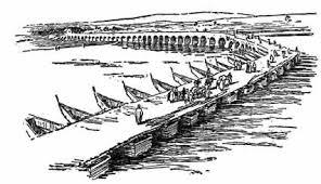 Puente de pontones