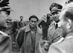 Yakov Stalin prisionero de los nazis