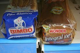 Pan Bimbo Wonder