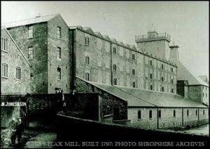Flaxmill building