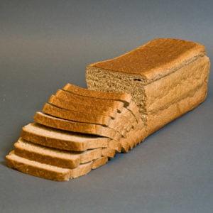 Pan rebanado