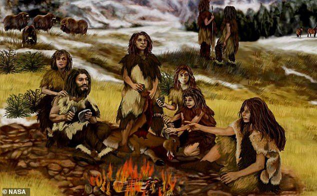 Vestidos prehistoricos