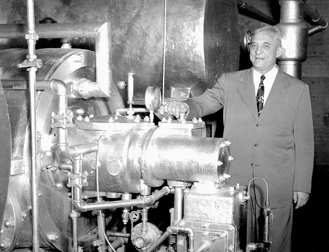 Willis Carrier y el clima