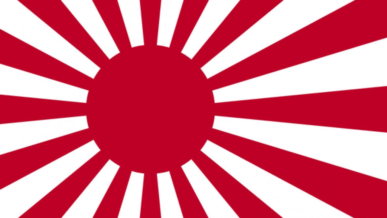 Por Que La Bandera De Japon Perdio Sus Rayos Ciencia Historica