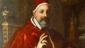 El Papa Urbano VIII. Error de la iglesia
