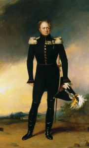 El Zar Alexander I