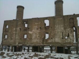 Instalaciones de la Unidad 731 en la actualidad