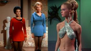 Mujeres de Star Trek