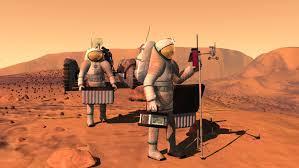 Seremos marcianos, pronto