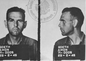 Amon Göth detenido
