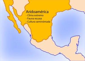 Aridoamérica.