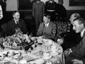 La dieta de Hitler