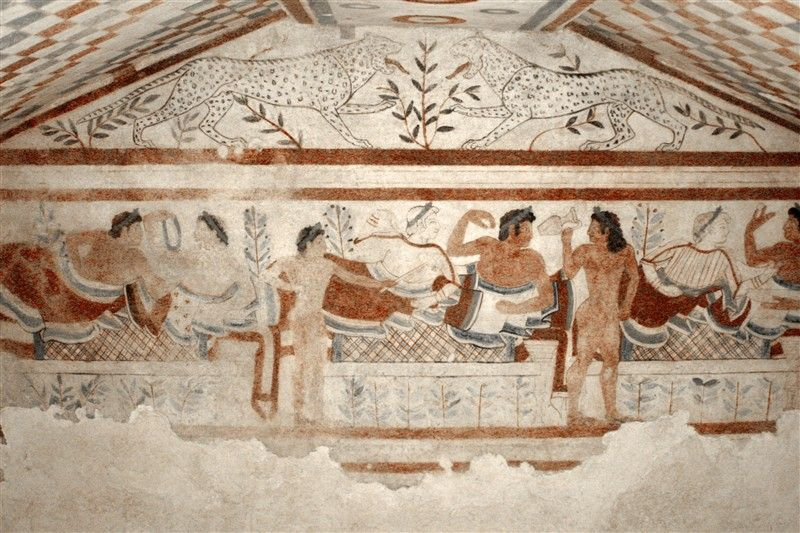Sexualidad etrusca