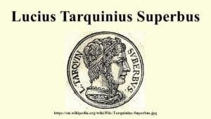 Mobeda de Tarquinius Superbus