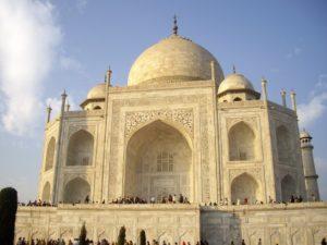 Detalle Taj Mahal