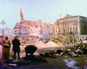 Muertos de Dresden