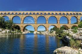 El Pont du Gard, no sin mi puzolana...