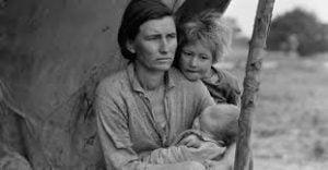 La Madre Migrante, serie