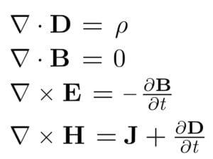 Las Ecuaciones de Maxwell