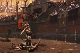 gladiadores, panem et circenses