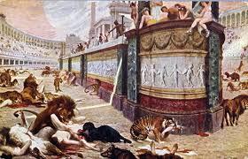 Bestiarii en el Coliseo