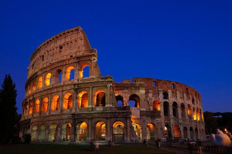 Un Día En El Coliseo Romano La Carnicería Como Espectáculo