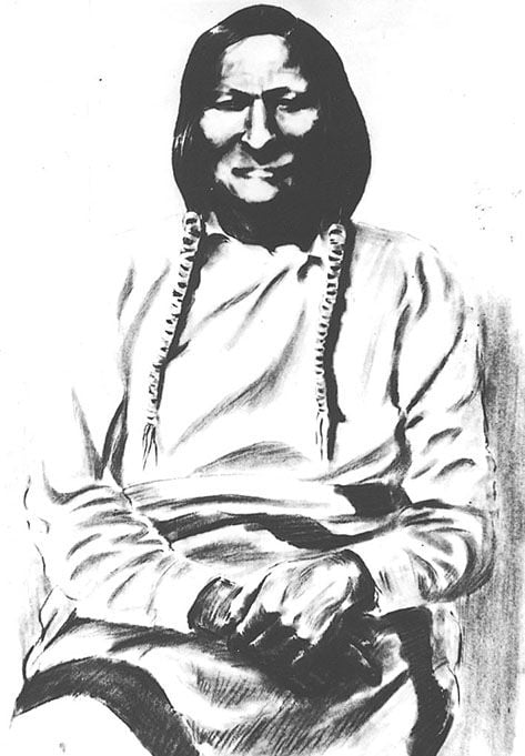 El jefe Tetera Negra