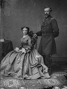 George y Libby Custer